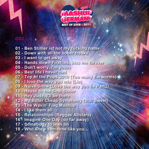 Best of Mashup-Germany 2008-2001 CD2 Cover