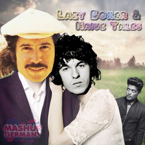 lazyboxer&naivetales_mashup-germany_cover